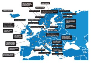 Collaborators in Europe