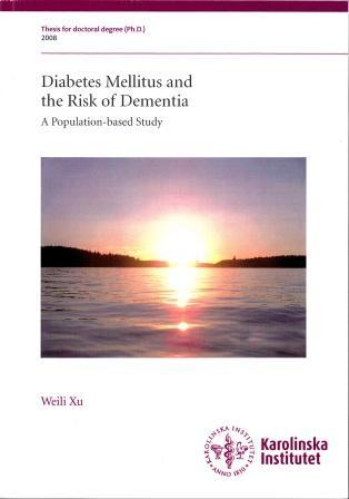 Phd thesis on diabetes mellitus