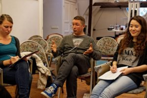 ARC Junior Researcher Group_discussion