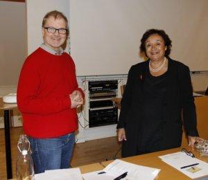 ARC and AgeCap Exchange - Ingmar Skoog and Laura Fratiglioni