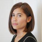 Portrait of Maria Yohuang.