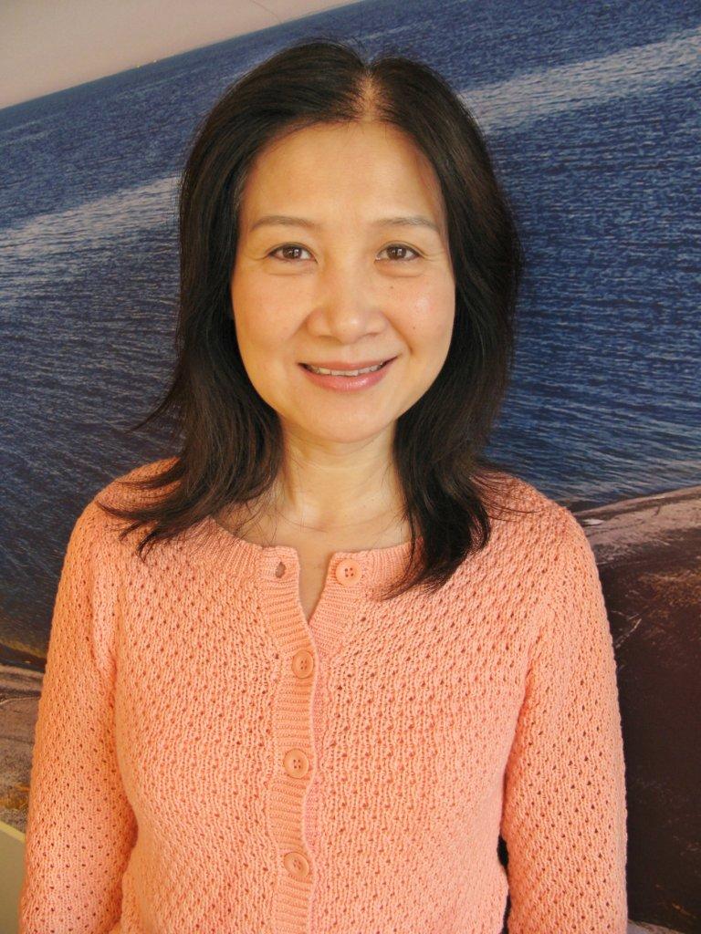 Portrait of Weili Xu. Photo: Maria Yohuang.