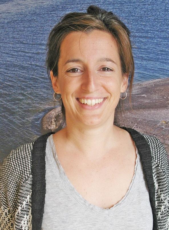 Amaia Calderón-Larrañaga. Photo: Maria Yohuang.