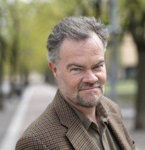 Johan Fritzell. Photo: Thomas Carlgren