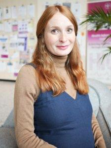 Ingrid Ekström, foto Maria Yohuang