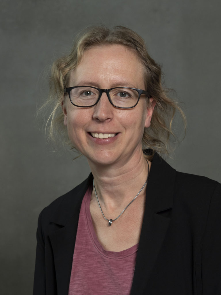 Portrait of Erika Jonsson Laukka. Photo: Stefan Zimmerman.