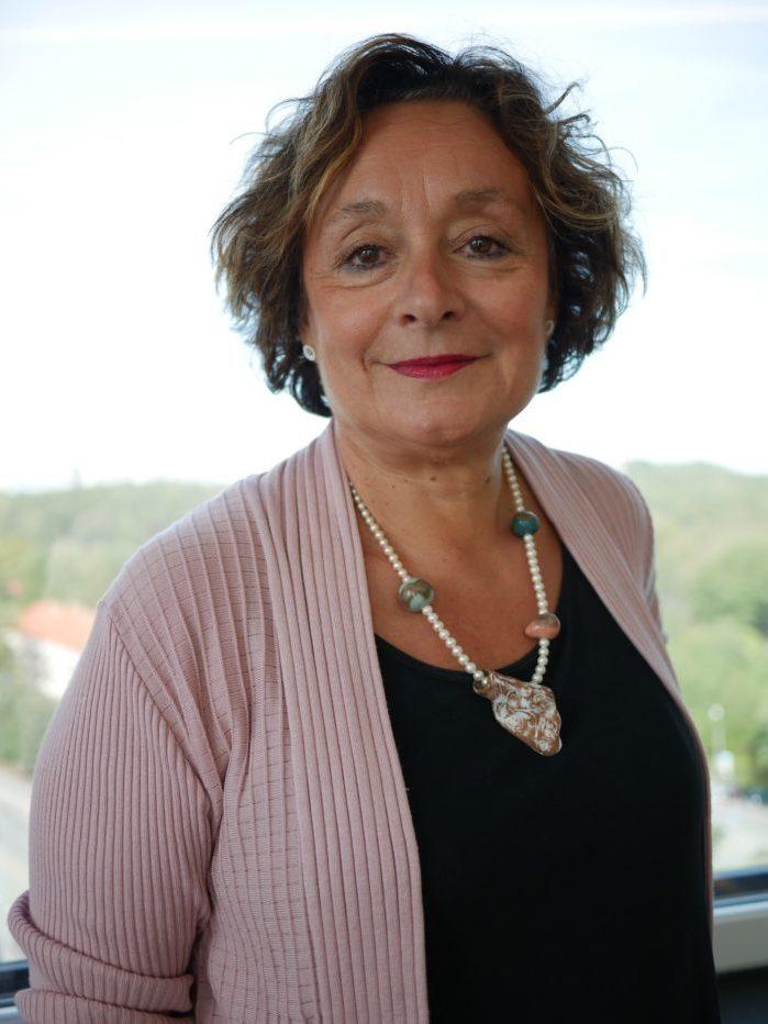Professor Laura Fratiglioni Photo: Maria Yohuang