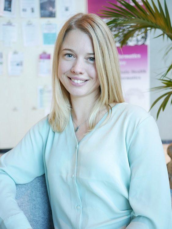 Linnea Sjöberg. Photo: Maria Yohuang.