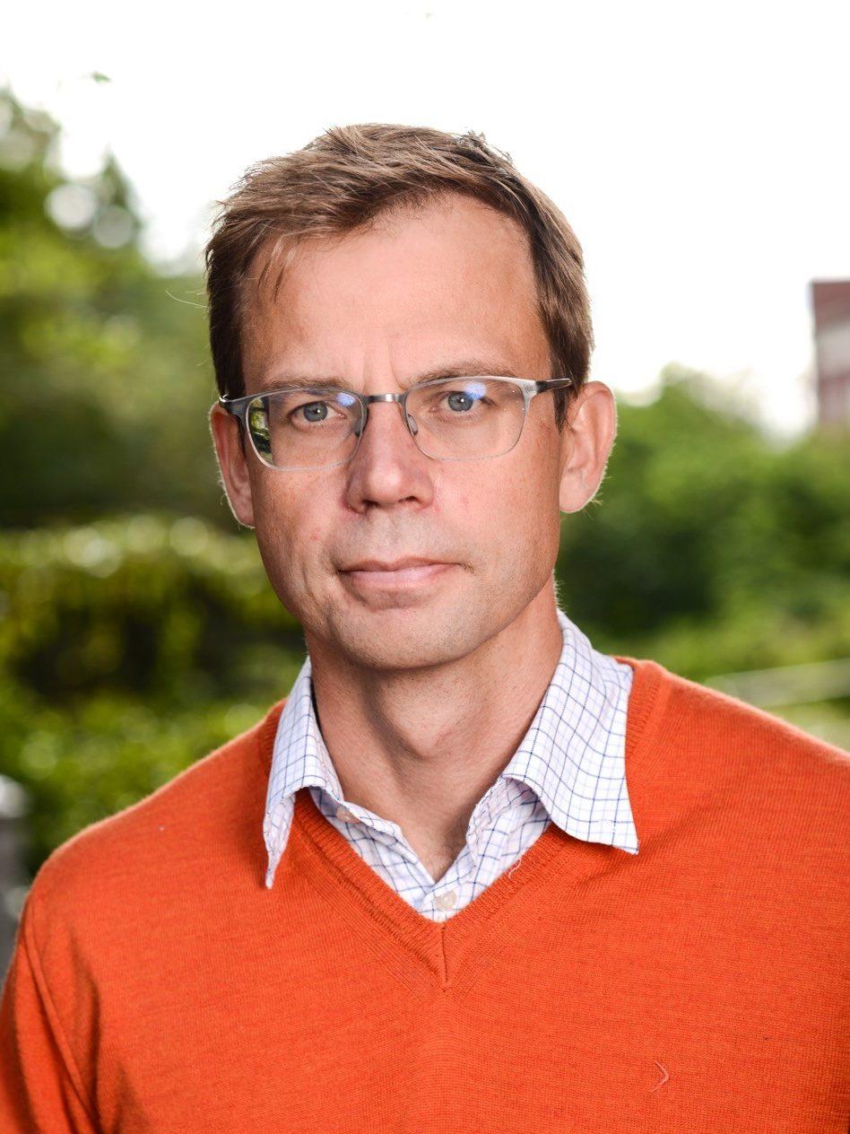 Portrait of Martin Lövdén. Photo: Bildmakarna, Karolinska Institutet.